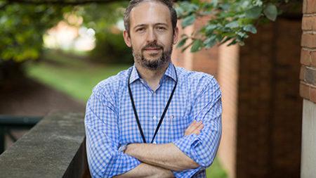UVA Cell and Molecular Biology Faculty, Jonathan Kipnis
