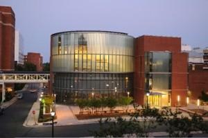 UVA building