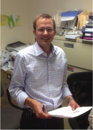 Dr. Brian Belyea, Pediatrician