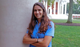 Scanlon Awarded a Hutcheson Undergraduate Summer Research Fellowship