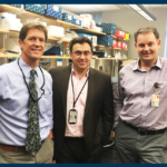 Krupnick, Brown and Bullock develop insight into how Natural Killer Cells control growth of lung cancer in the tumor microenvironment